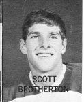 SCOTT BROTHERTON, ALL-STATE FOOTBALL