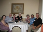 College Place Kids!  Coleen Wetmore, Wayne Hays, Jenice & Janet Mitchell, Kathy & Sam Curcio, Jim Jones